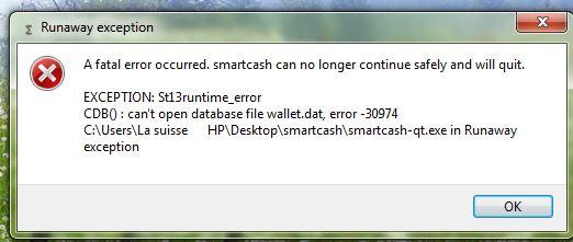 Wallet stuck on july 17 block 7519 - Support - SmartCash