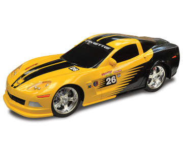 Yellow%20and%20Black%20Chevrolet%20Corvette%20Remote%20Control%20Racing%20Car%20Silo%20Out%20Of%20Package